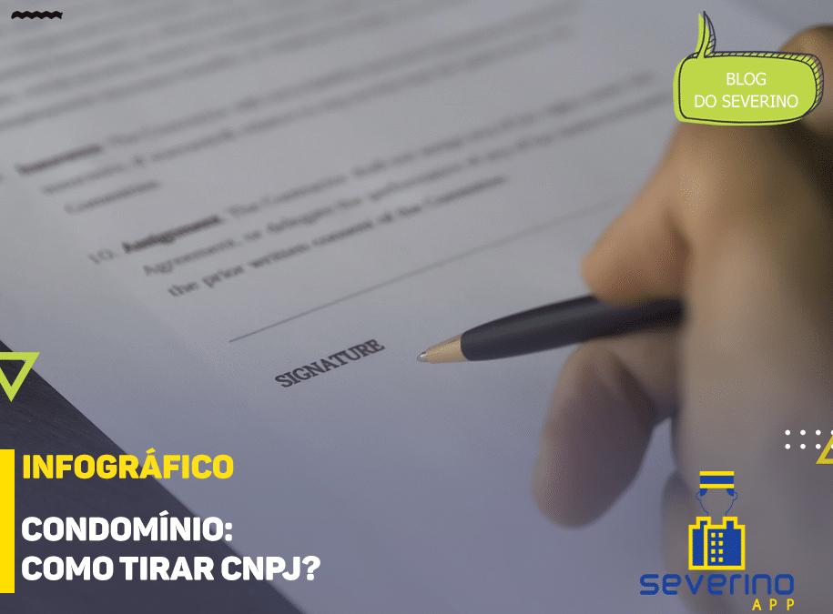 Infográfico: Como abrir CNPJ para o condomínio?