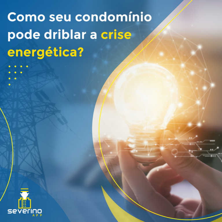 Como seu condomínio pode enfrentar a crise energética